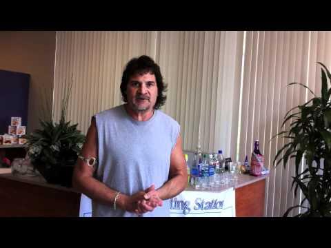 Glenn Meyerson & Alkaline Water