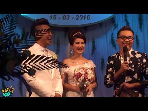 [8VBIZ] - Hôn lễ ngọt ngào của Kha Ly và Thanh Duy [15.03.2016]