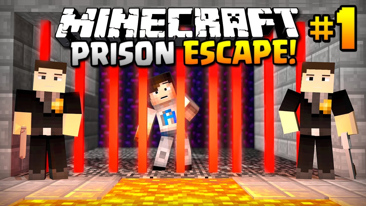 How To Escape Prison Roblox Prison Life 2 0 Minecraftvideos Tv Help I Ve Been Arrested Minecraft Prison Escape 1 Youtube