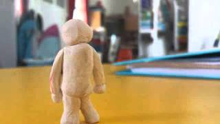 Play doh comes alive #picpac #stopmotion