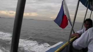 Sun Cruise Ferry Trip Going to Corregidor Island