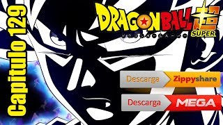 Descargar Dragon Ball Super Capitulo 129 SubEspañol HD Mega Mediafire