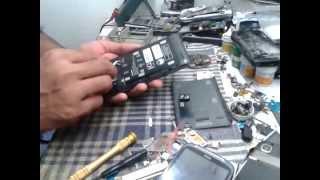 Lenovo P780 Disassembly