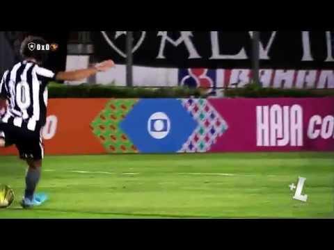 Botafogo 3 x 0 Sport  -  Melhores Momentos - Campeonato Brasileiro 2016 # 21-08-2016