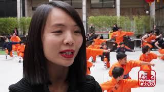 Año nuevo en el Centro Cultural de China en Madrid 2018