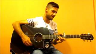 Janieck Devy - Feel The Love  ( Acoustic Cover ) LAURO