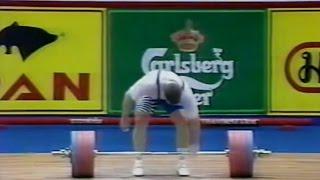 1997 World Weightlifting Championships, Men 108 kg \ Тяжелая Атлетика. Чемпионат Мира