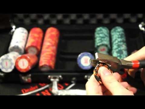 Набор для покера Casino Royale 300 фишек - обзор от SpacePOKER