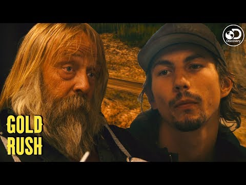 Parker's Tense Meeting With Tony  | Gold Rush