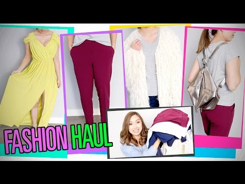FASHION HAUL! ASOS, Sheinside, Clothes From COLES?