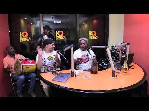 La Topo Band & su aguinaldo urbano navideño en Alofoke Radio Show!!!