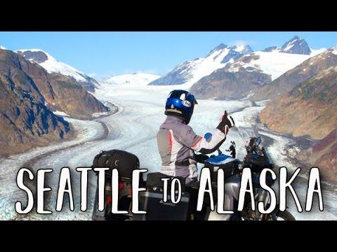Seattle to Alaska / Honda Africa Twin / @MotoGeo Adventures
