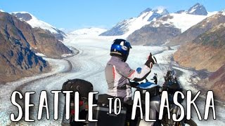 Seattle to Alaska / Honda Africa Twin / MotoGeo Adventures