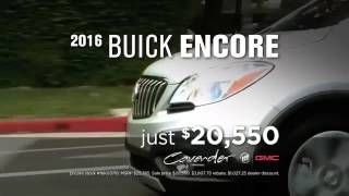 Buick and GMC Summer Sales Event | Cavender Buick GMC West