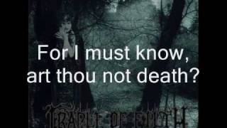 Watch Cradle Of Filth A Gothic Romance video
