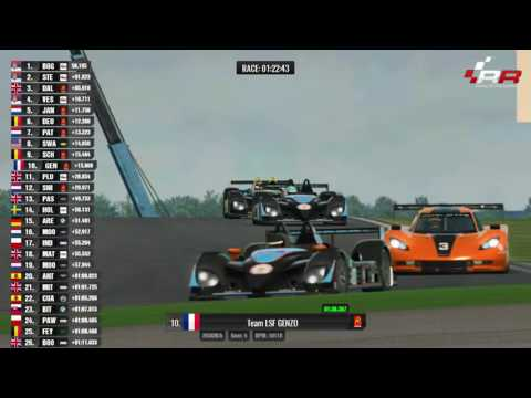 [CFEG] Raceroom Endurance Series - Round 1 (Portimao) *Full Race* Pure Sounds