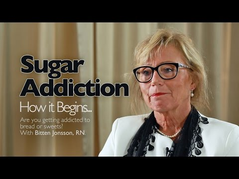 Sugar Addiction: How it Begins