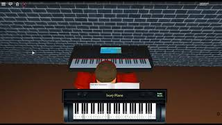 Rudolph The Red Nosed Reindeer by: Johnny Marks on a ROBLOX piano. [Revamped]