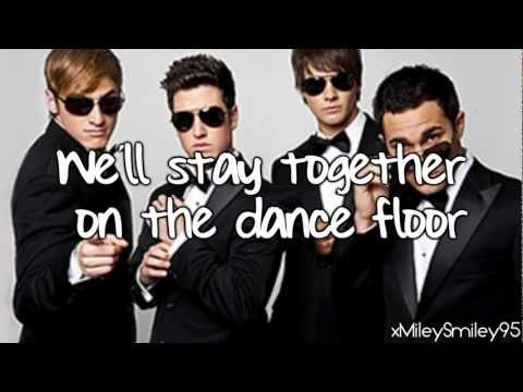 Big Time Rush - Time Of Our Life (with lyrics)