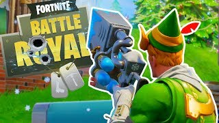 Fortnite PS4 Holiday Wins Live! SQUAD & 50 V 50 Christmas Update Gameplay