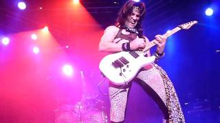 """HD Steel Panther cover of """"Turn Up The Radio"""" by Autograph, Dec. 11, 2010 Las Vegas"""