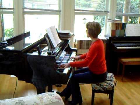 Joshua Fought the Battle of Jericho (piano solo)