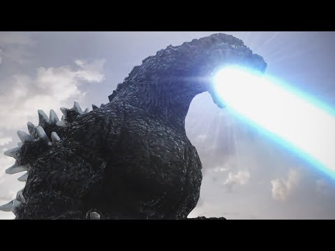 GODZILLA 2015 Movie Game Launch Trailer...