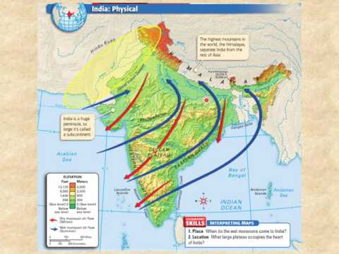 Geography of Ancient India