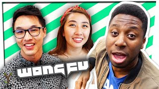 Shooting with Wong Fu   Behind The Party