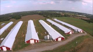 Poultry Farm for Sale Cullman County, AL