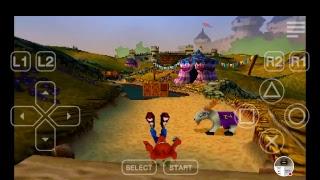 Crash Bandicoot 3 (PS1) avant Crash Bandicoot N'Sane Trilogy (XBOX ONE)