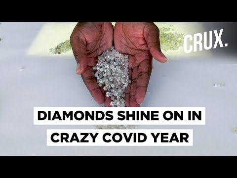 Antwerp to Surat, Diamond Trade Beats Covid Blues As Imports Rise For First Time Since February 2020