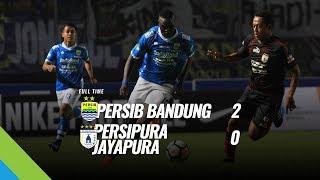 [Pekan 8] Cuplikan Pertandingan Persib Bandung vs Persipura Jayapura, 12 Mei 2018