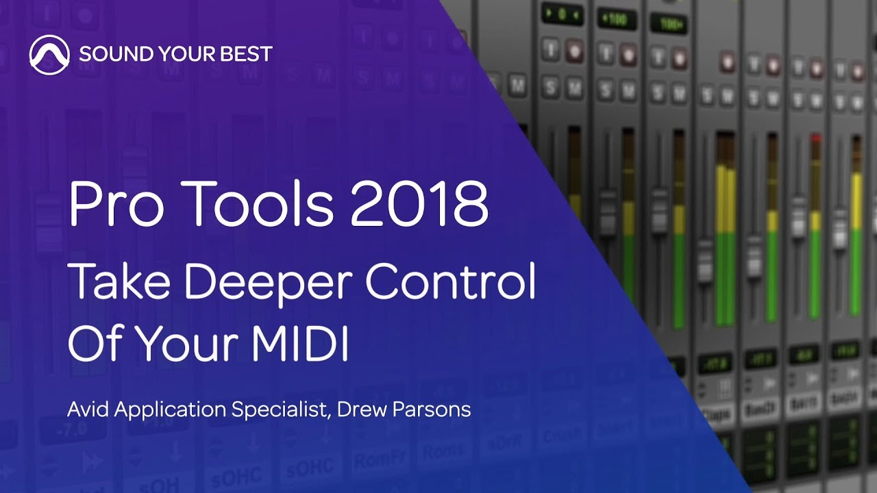 NAMM 2018: Avid release Pro Tools 2018 and you can download it today
