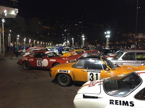 Rallye Monte-Carlo Historique 2016, 19e Edition