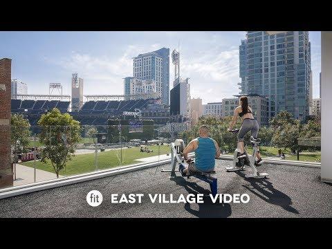 Fit Athletic Club: Downtown San Diego Gym (Highlight Reel)
