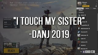 Dan Touches his Sister (PUBG)