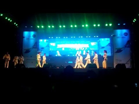 [20151213][FC] K-Tigers in Danang, Vietnam Part 1