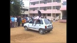 Amazing skills Kung-Fu at Hosur (Wushu Bangalore) thumbnail