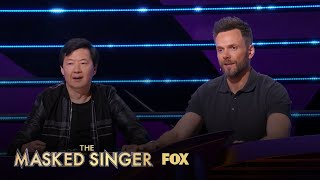 Joel McHale Joins The Panel Again | Season 3 Ep. 8 | THE MASKED SINGER