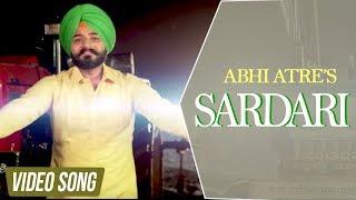 Sardari - Abhi Atre || Official Full Video Song 2016  || Batth Records