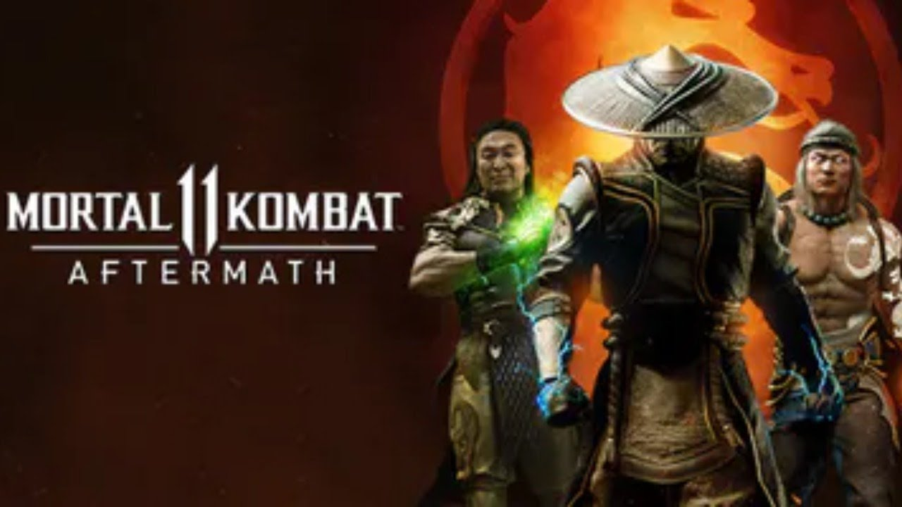 Mortal Kombat 11 (Mortal Kombat XI) Aftermath Story Mode Play Through LIVE With Manic Red!!