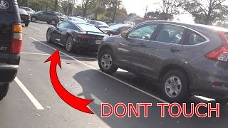 DONT TOUCH MY CAR..