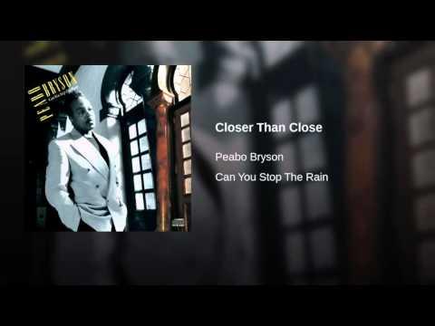 Closer Than Close ~ Peabo Bryson mp3