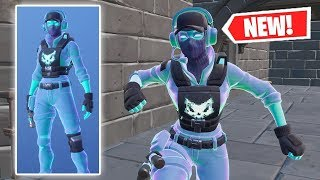 NEW BREAKPOINT Skin Gameplay in Fortnite!