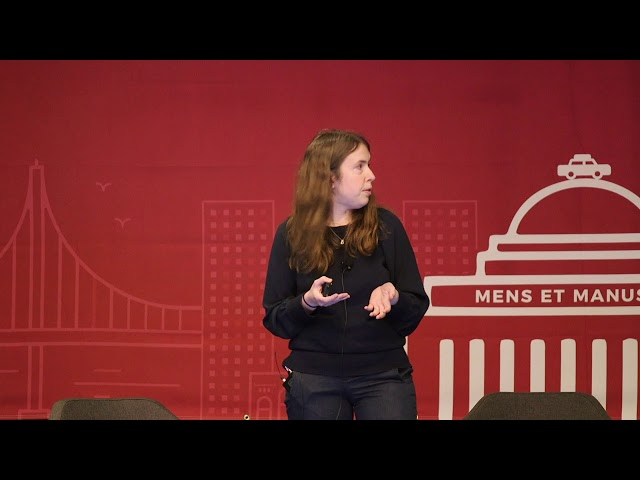 Repeatable Inputs to Explainable Outputs - MIT AI Conference 2019