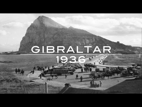 Gibraltar during the Spanish Civil War