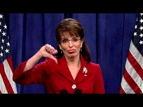 Tina Fey Returns as Sarah Palin