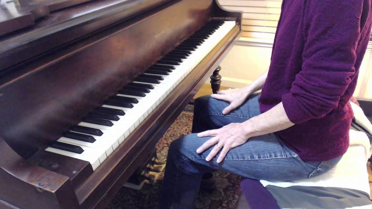 Piano Technique: G Major Arpeggio (smooth out thumb shifts ...