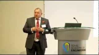 Dr John Haddock - Innovation in Materials - Royal Academy of Engineering - 6 of 9